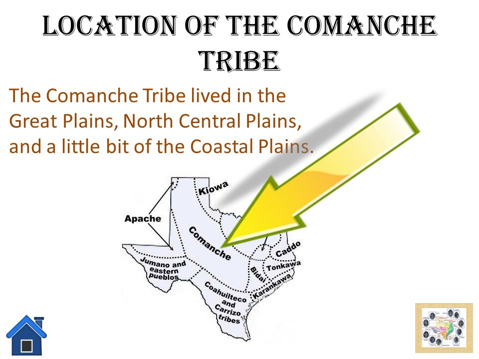 "Interesting Facts About the Comanche Tribe They were very Good traders and Fighters! The word ""Comanche"" means ""enemy"". Comanche women wore long deers"