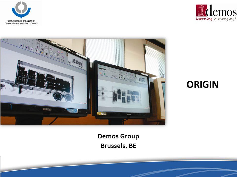 Demos Group Brussels, BE ORIGIN