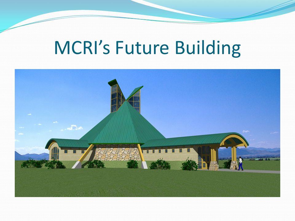 MCRI's Future Building