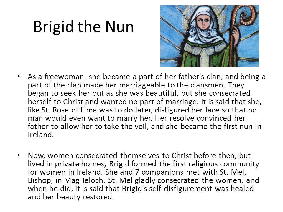 Was Brigid Ordained a Bishop?