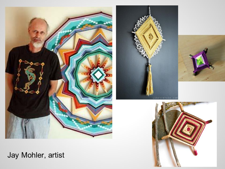 Jay Mohler, artist