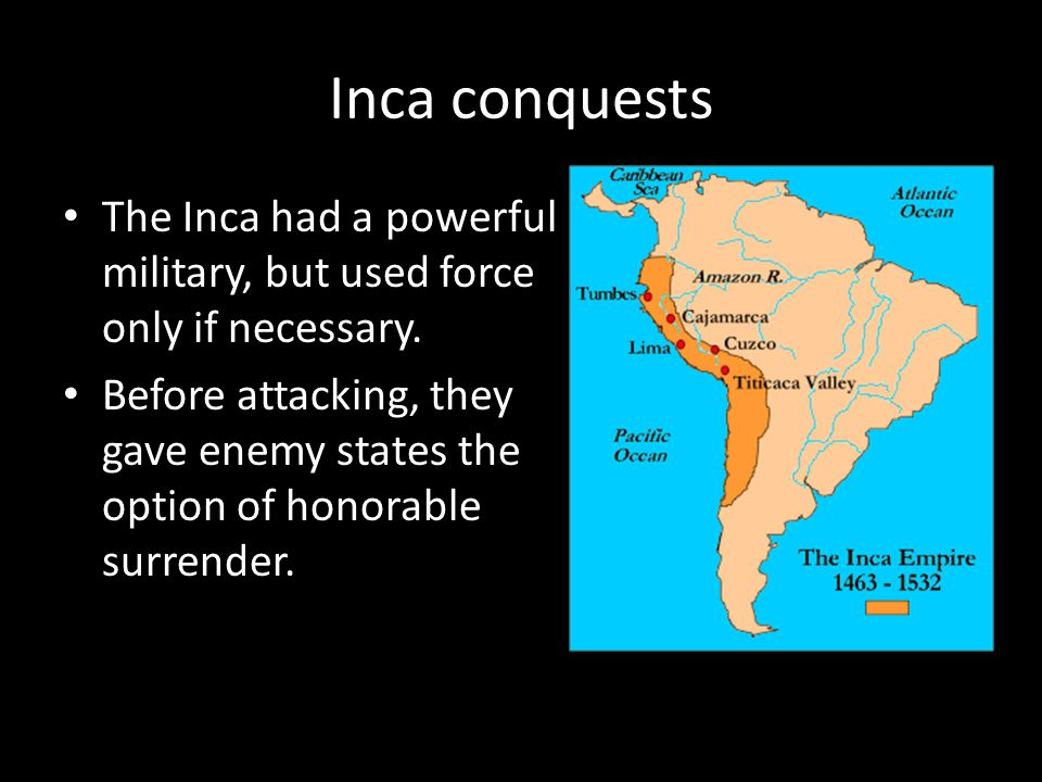 Inca Emperor The emperor was called the Sapa Inca His chief wife, who was also his sister, was called the Coya.
