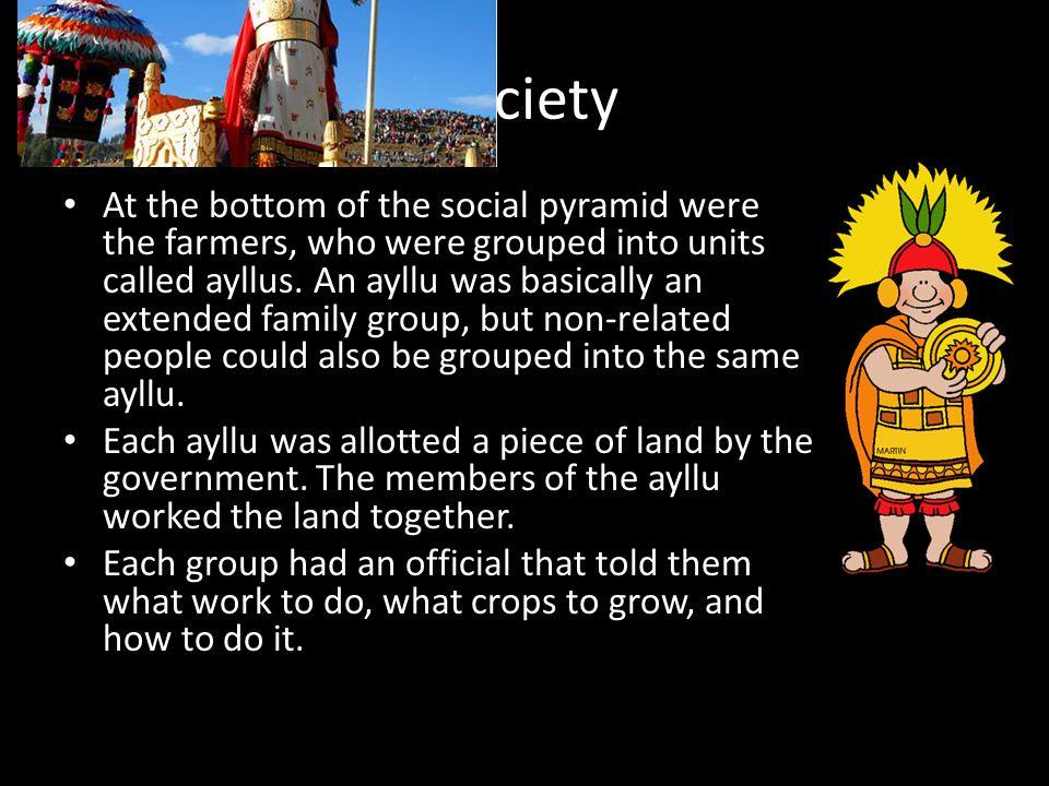 Mita system The main type of tax was a labor tax called mita.