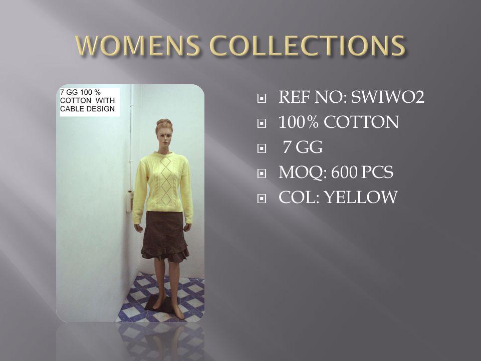  REF NO: SWIW03  100% COTTON  7 GG  HD PRINT  COL: CHOCO  MOQ: 600 PCS
