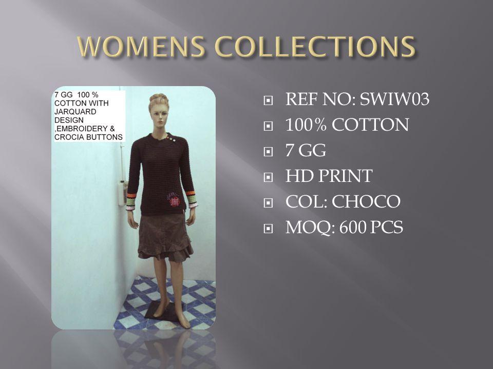  REF NO: SWIW04  100% COTTON  12 GG  COL: MULTI TIE &DYE  MOQ: 600 PCS