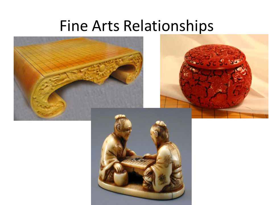 Fine Arts Relationships
