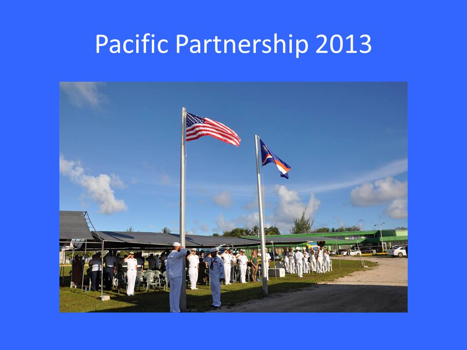 Pacific Partnership 2013
