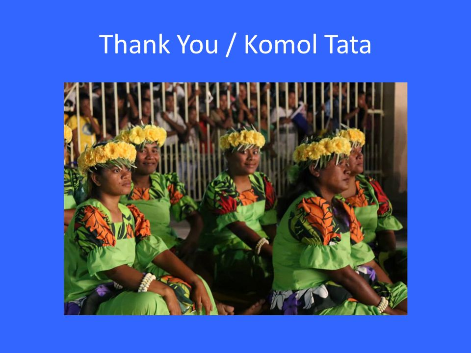 Thank You / Komol Tata