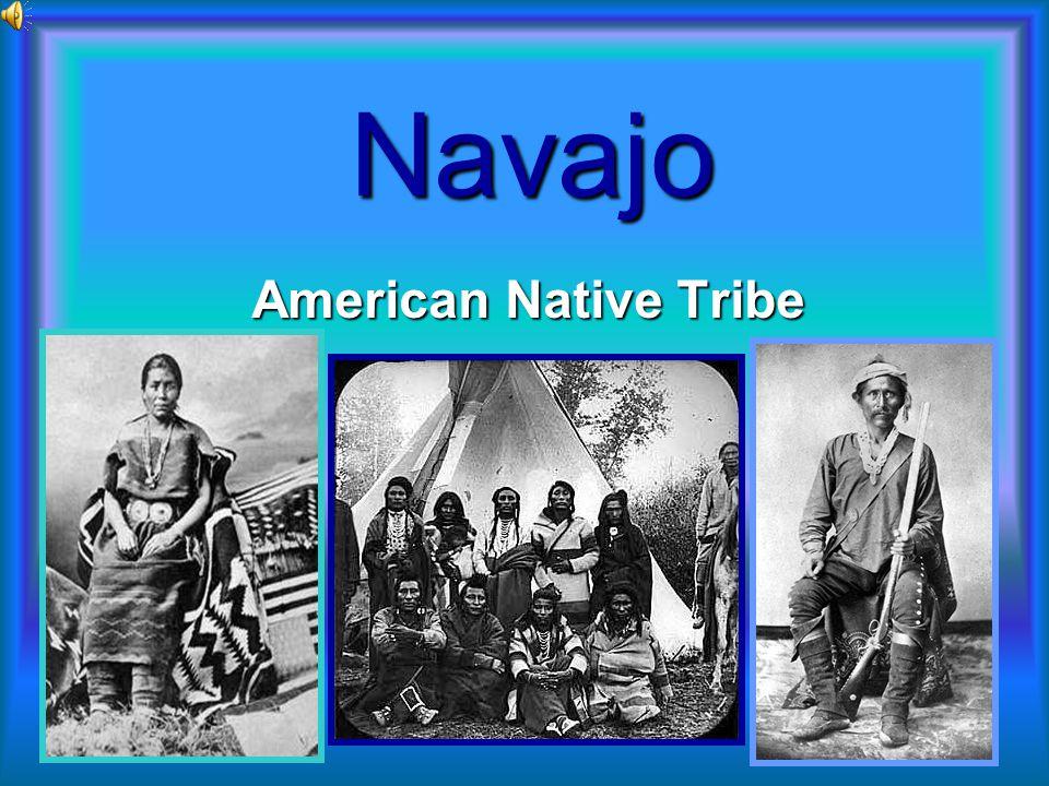 Navajo American Native Tribe