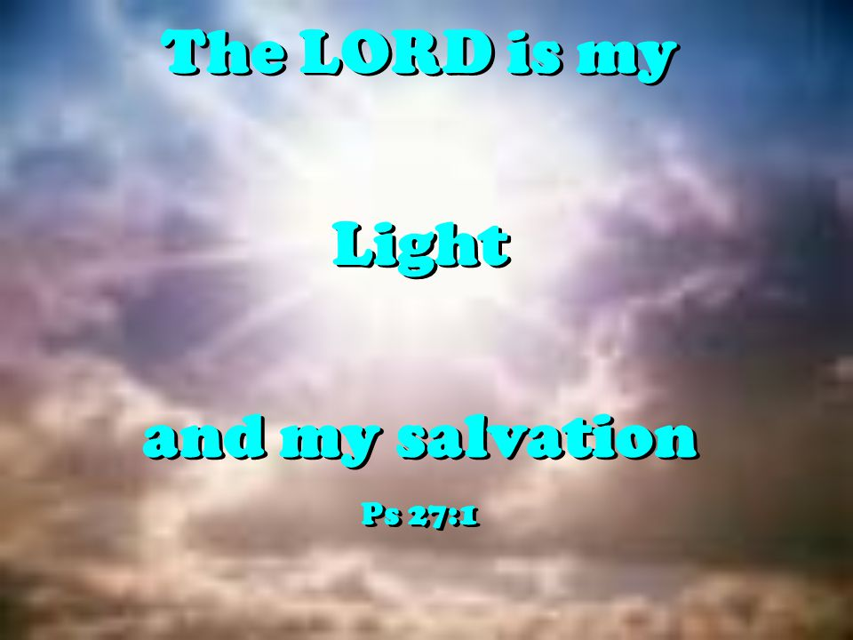 Invitation by Jesus Come to me, all of you who are tired from carrying heavy loads, and I will give you rest.