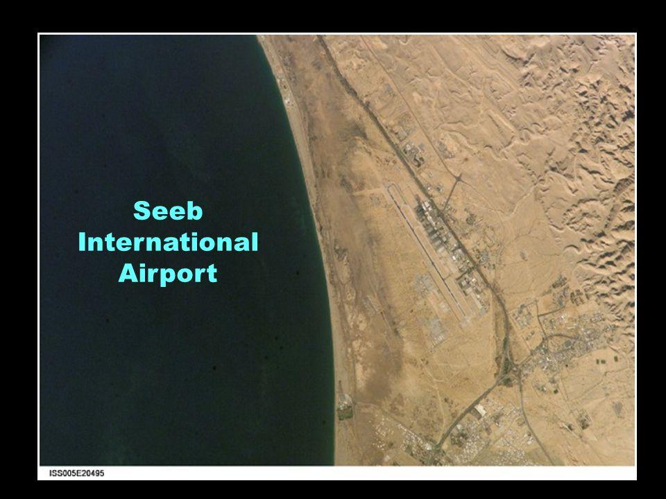 Seeb International Airport
