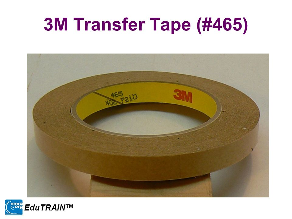 3M Transfer Tape (#465) EduTRAIN™