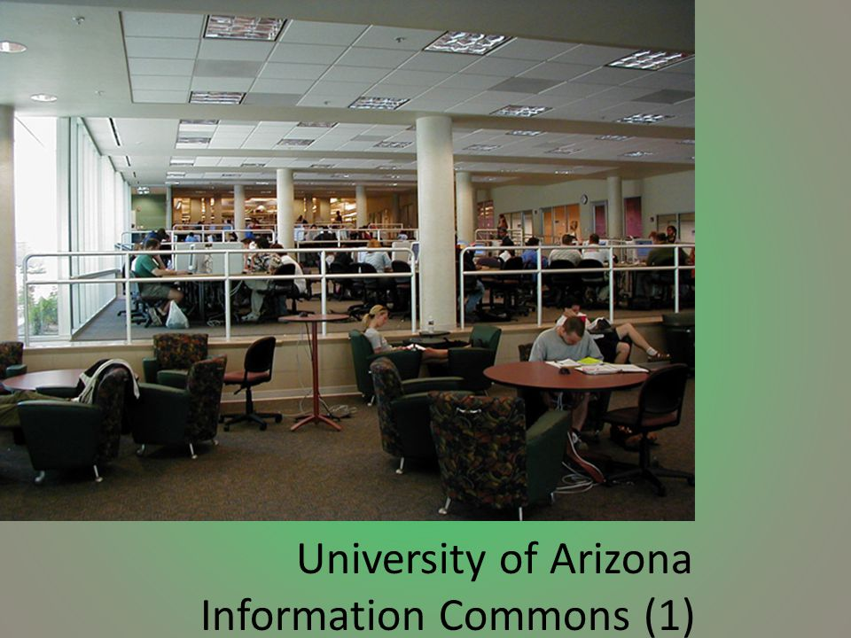 University of Arizona Information Commons (1)