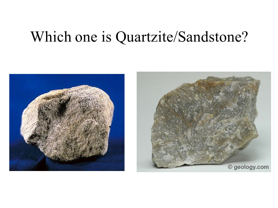 Which one is marble/limestone