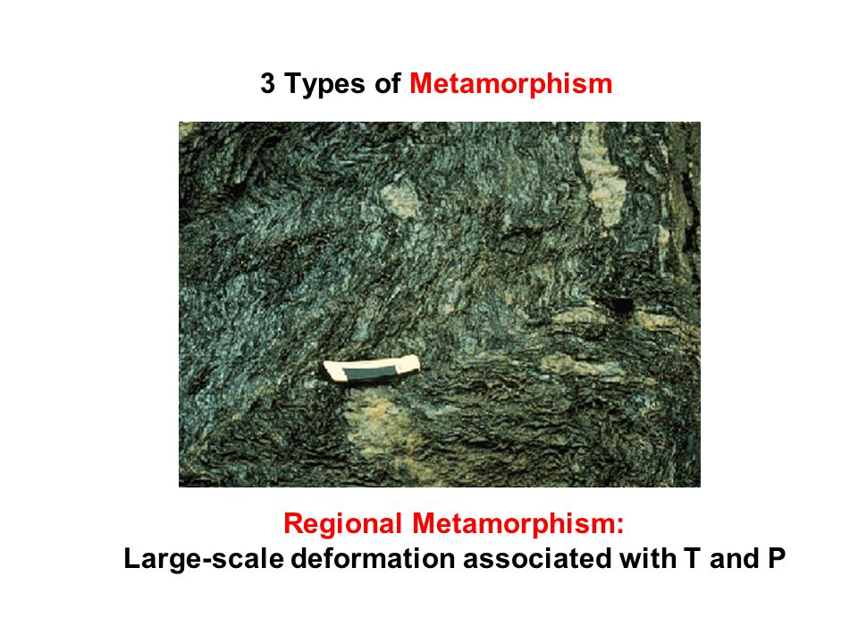 Foliation is any penetrative planar fabric present in rocks. Foliation is common to rocks affected by regional metamorphic compression typical of orog