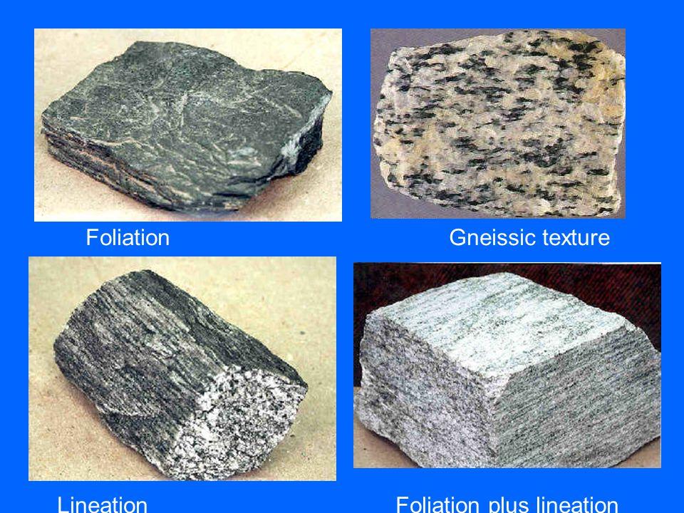 Slate Phyllite Schist Gneiss