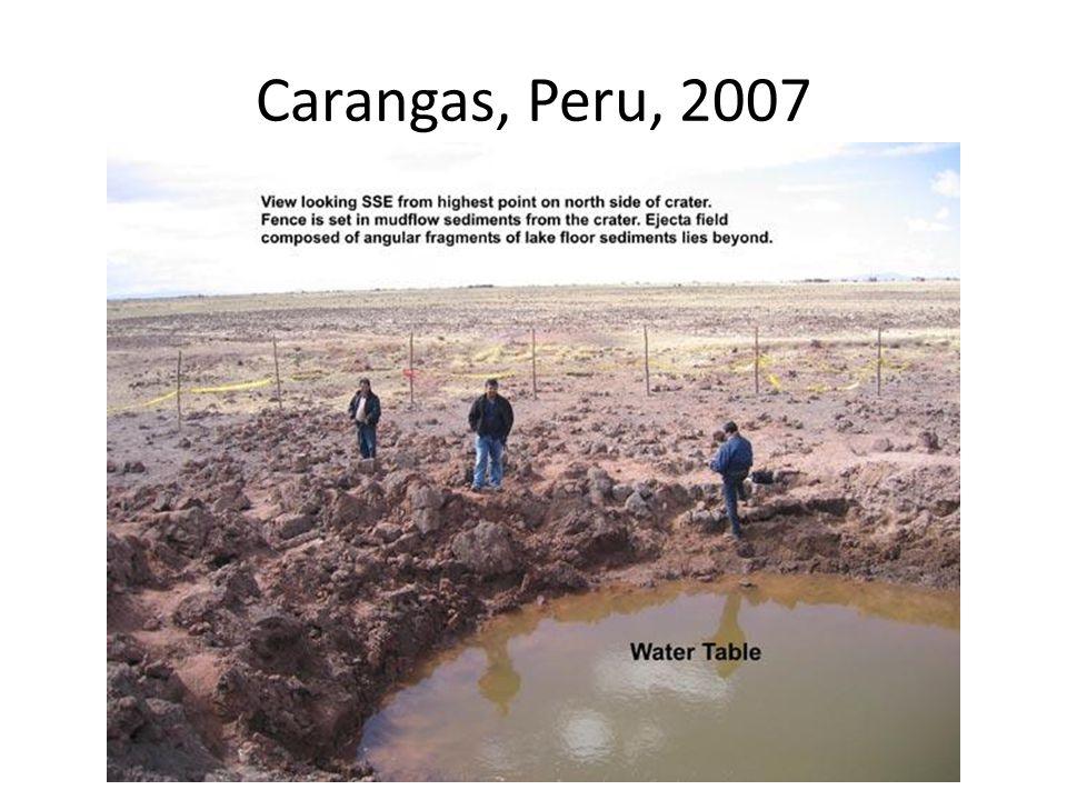 Carangas, Peru, 2007