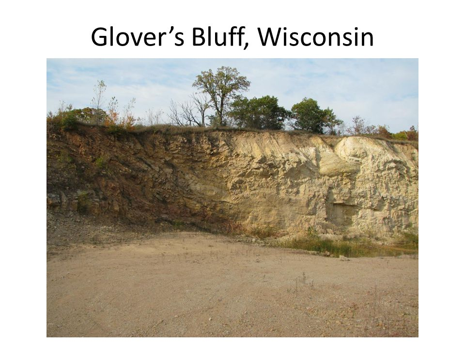 Glover's Bluff, Wisconsin