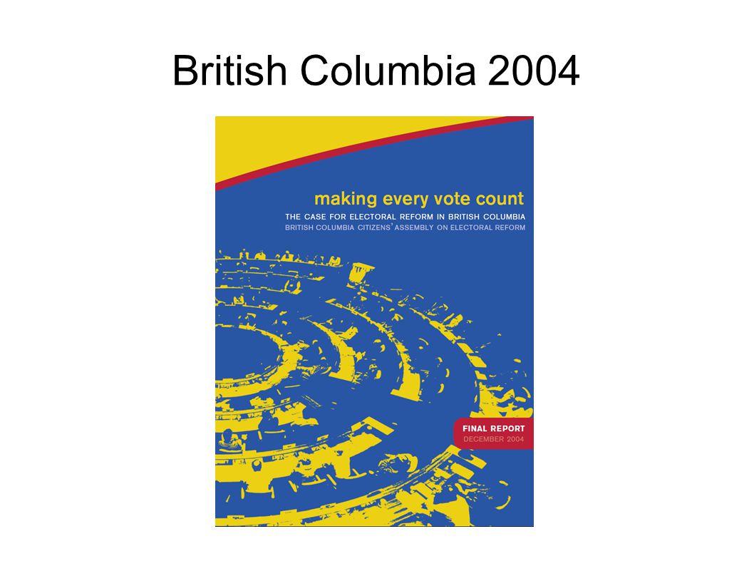British Columbia 2004