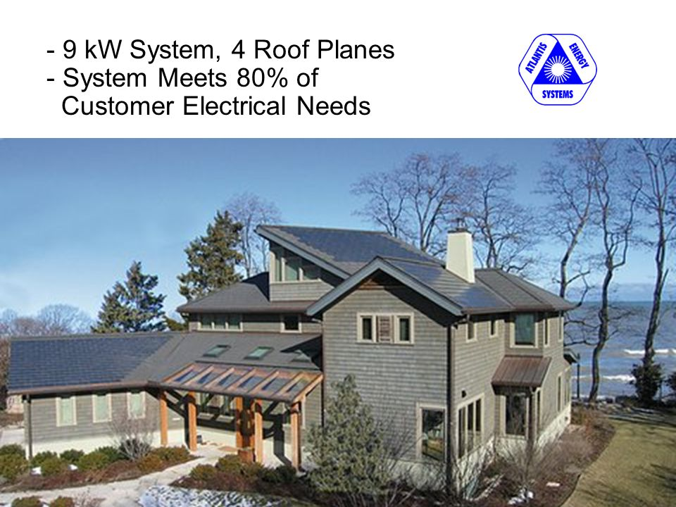 Boulder, Colorado - 9 kW System, 4 Roof Planes - System Meets 80% of Customer Electrical Needs