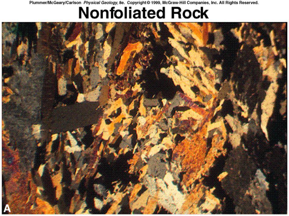 Plate Tectonics and Metamorphism zGeothermal gradient zIsotherm
