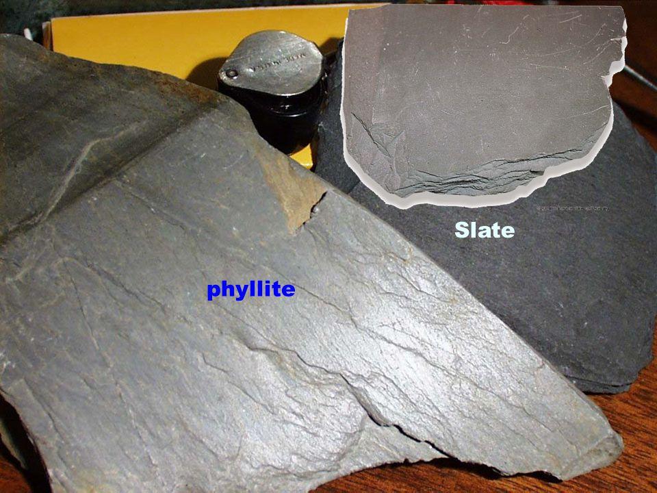 Slate phyllite