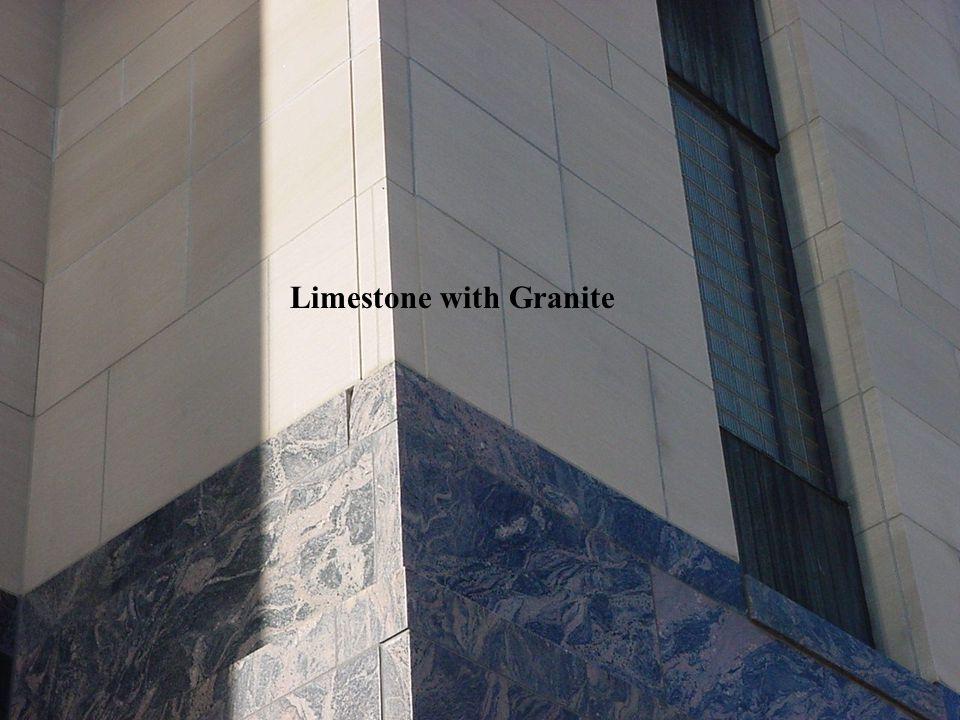 11 Limestone with Granite