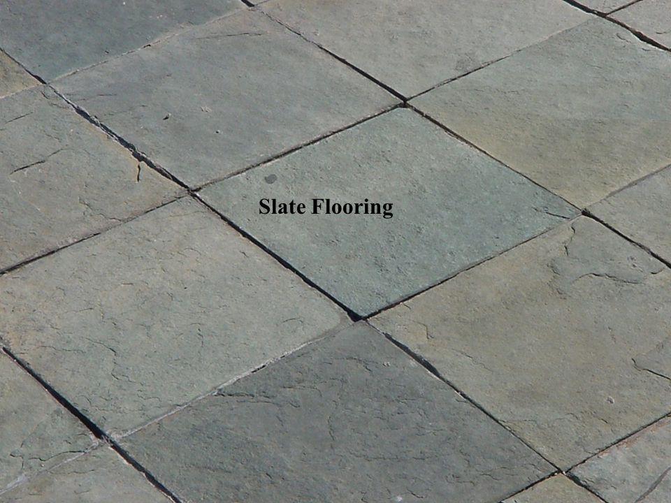 15 Slate Flooring
