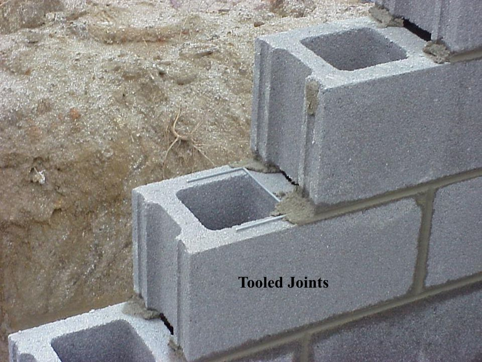 34 Tooled Joints