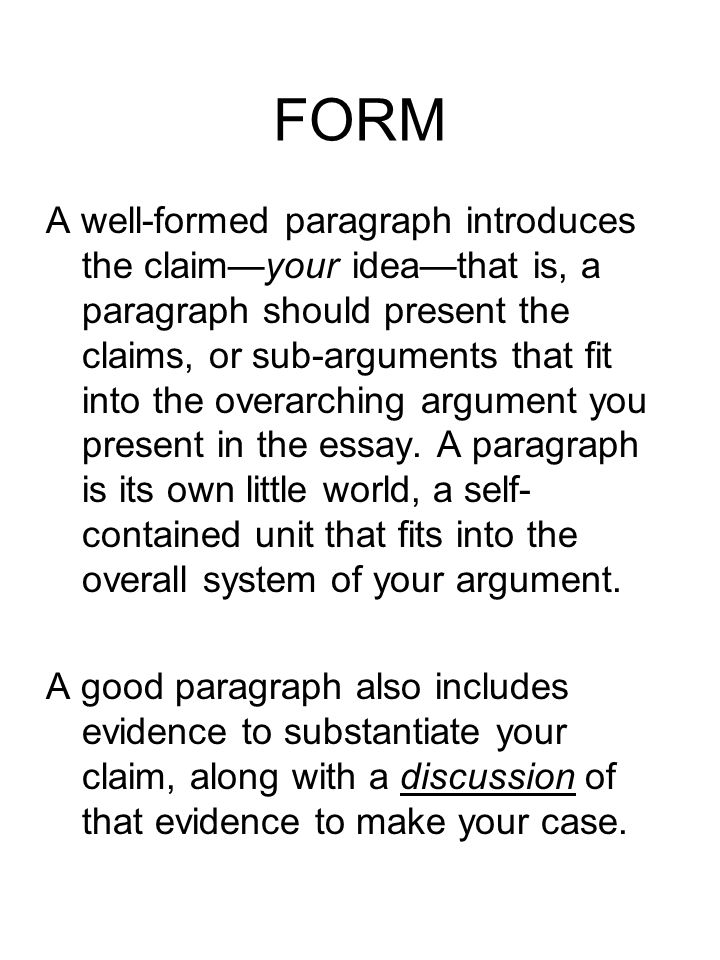 FLOW There are many ways to make smooth transitions between paragraphs: 1.
