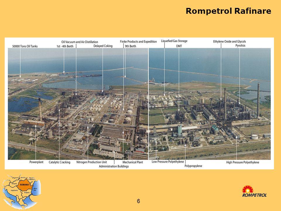 6 Rompetrol Rafinare