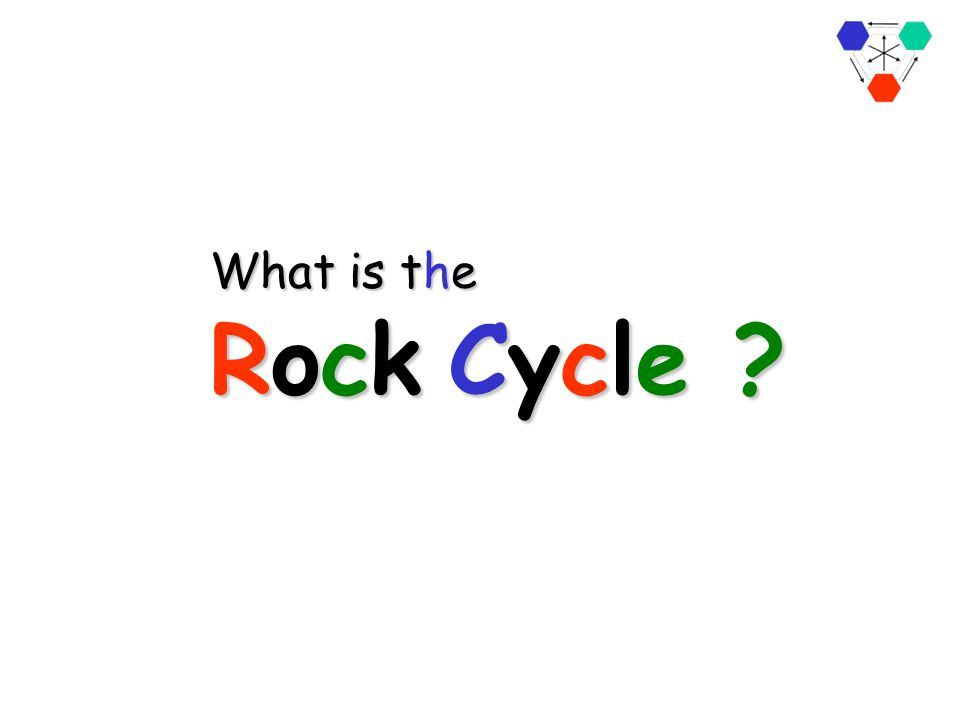 The Rock Cycle in Michigan Prepared by the Michigan Department of Environmental Quality Office of Geological Survey