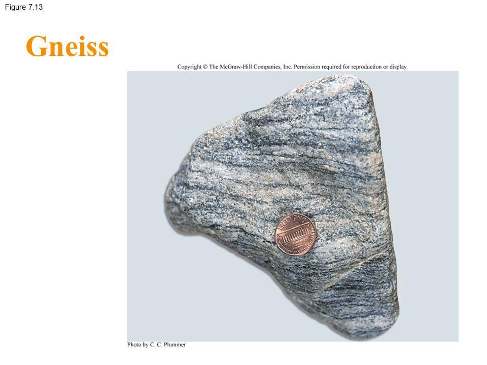 Figure 7.13 Gneiss