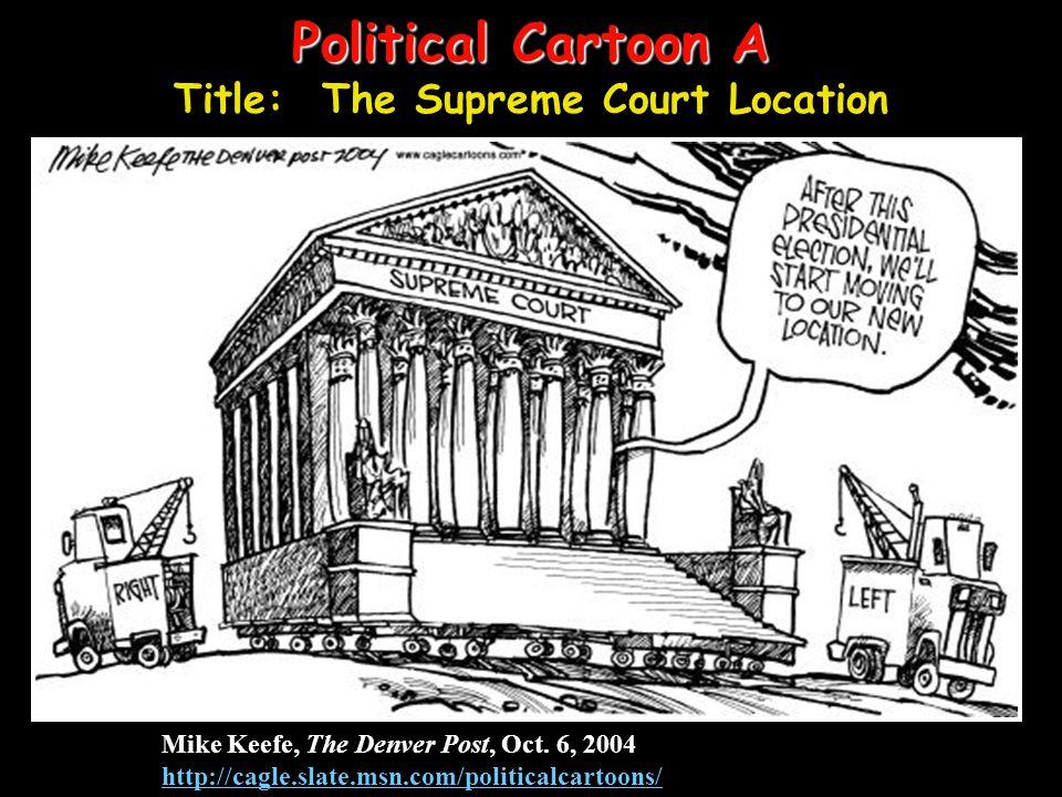 Political Cartoon B Political Cartoon B Title: Qualifications www.frugal-cafe.com/public_html/frugal-blog