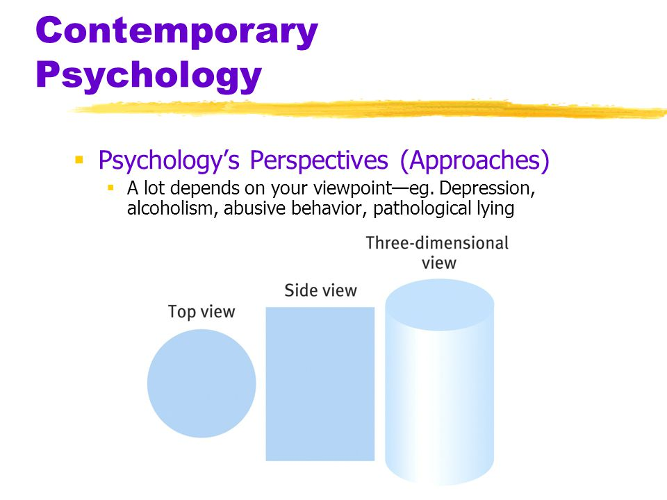 26 Biopsychosocial approach: Psychology's Three Main Levels of Analysis
