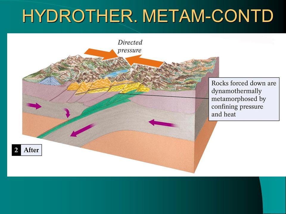HYDROTHER. METAM-CONTD