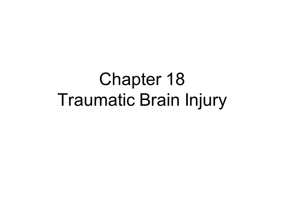 TBI Until the mid-1990s, patients with TBI only used AAC devices if they experienced severe, persistent anarthria or dysarthria.