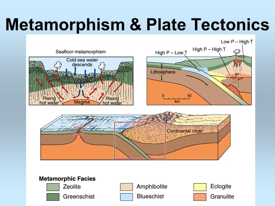 Metamorphism & Plate Tectonics