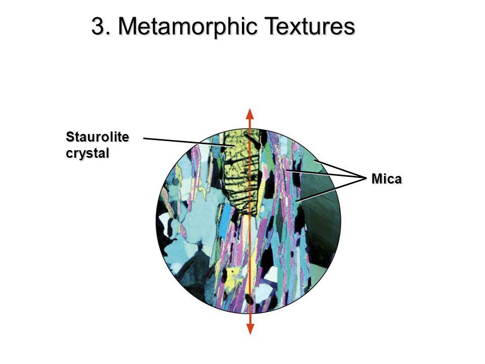 Staurolitecrystal Mica