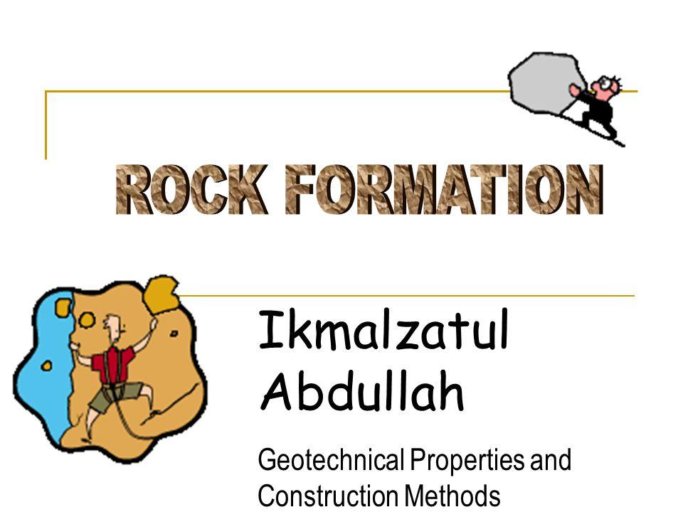 Ikmalzatul Abdullah Geotechnical Properties and Construction Methods