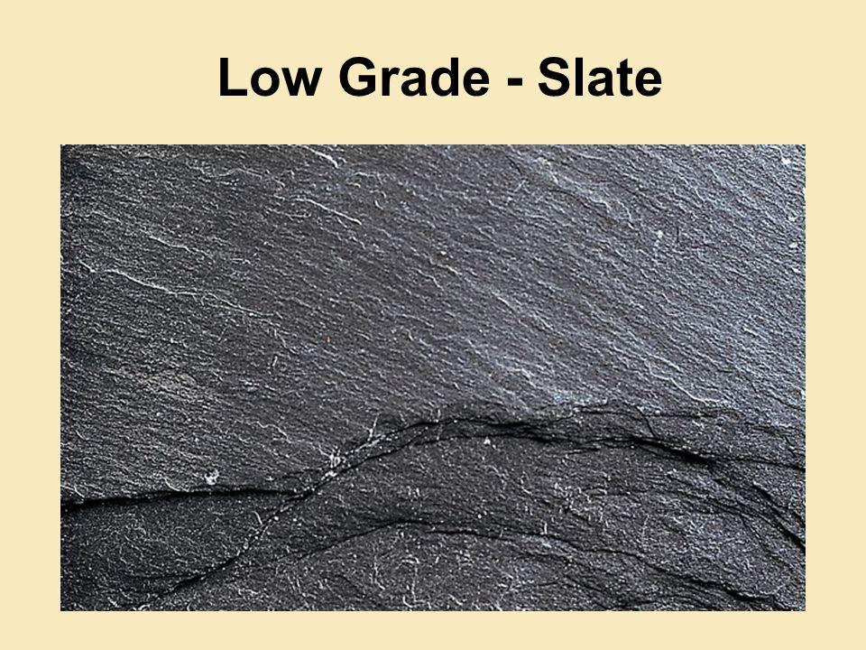 Low Grade - Slate
