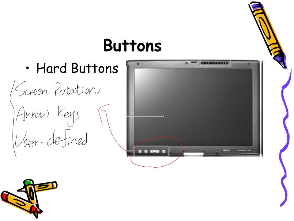Buttons Hard Buttons