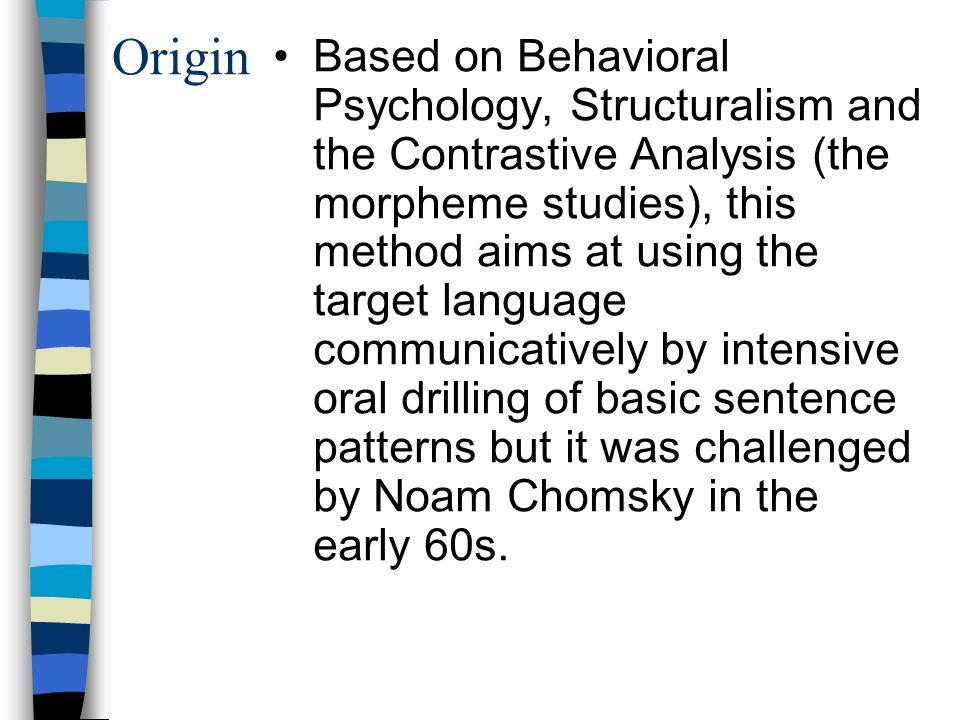 理論基礎理論基礎 行為心理學的主張 (Behaviorism): 1.