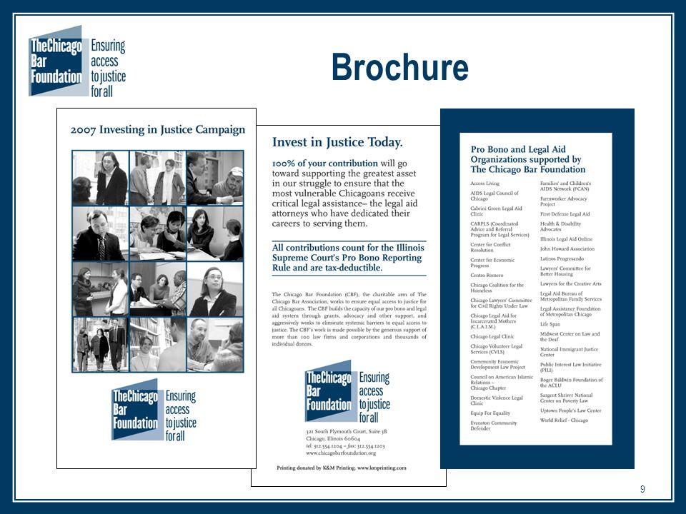 10 Brochure