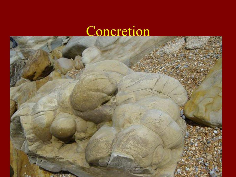 Concretion
