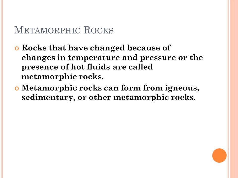 H EAT AND P RESSURE Temperature and pressure increase with depth in the Earth.