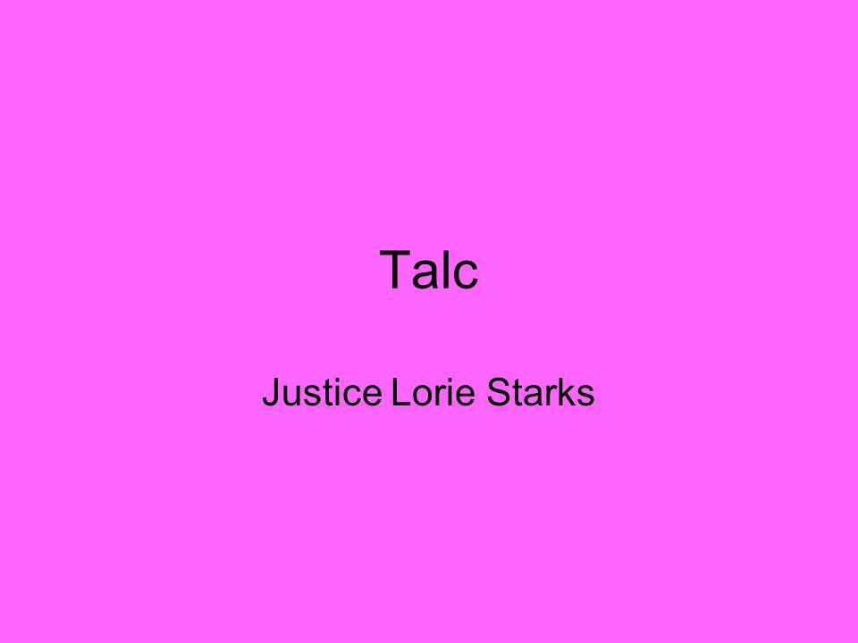 Talc Justice Lorie Starks