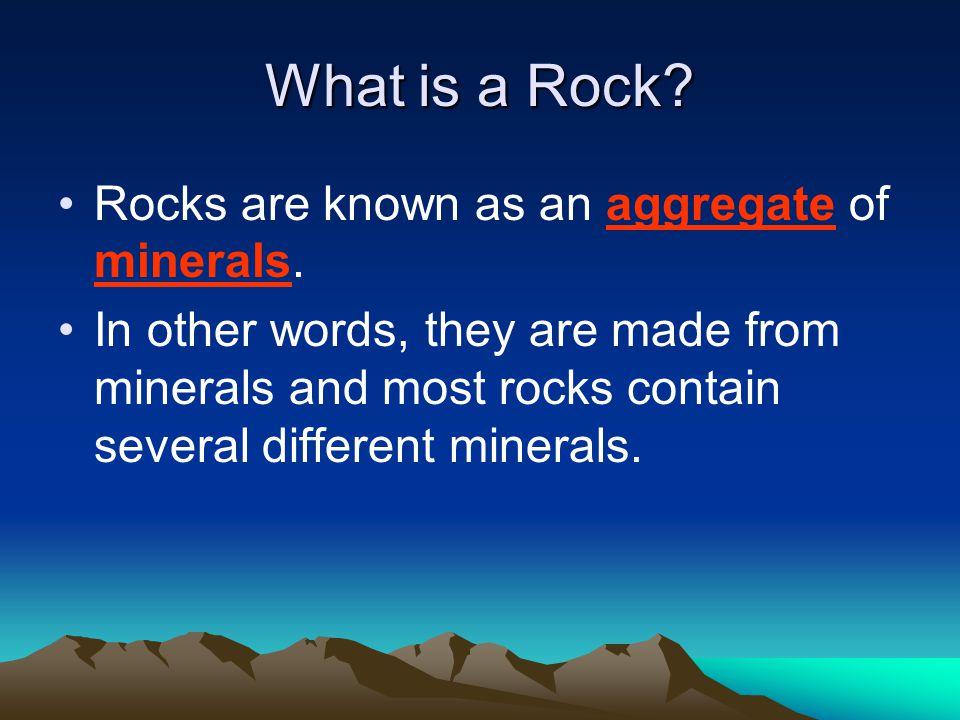 Types of Rocks Igneous Rocks Sedimentary Rocks Metamorphic Rocks