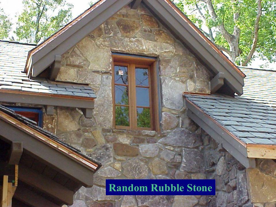 Random Rubble Stone