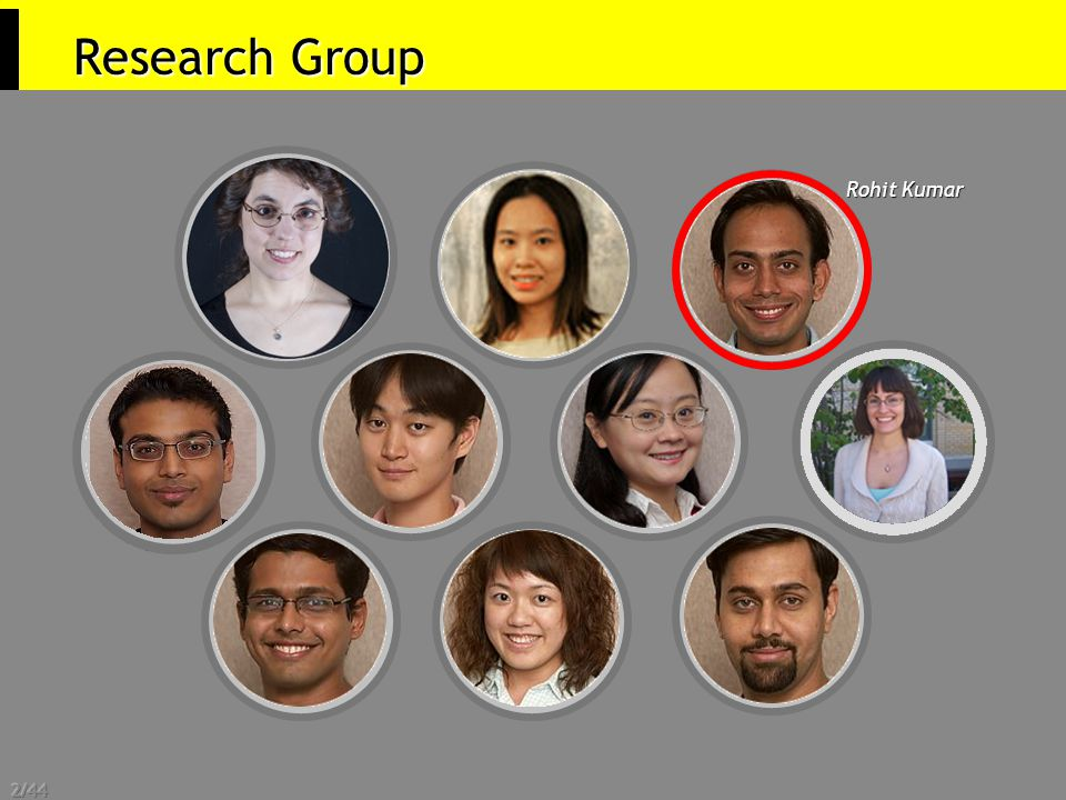 2/44 Research Group Rohit Kumar